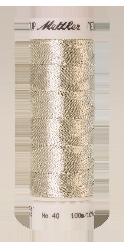 Metallic yarn 100 m Metallic-7633-2004